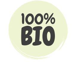 Das Produkt ist Bio